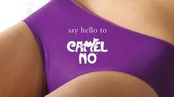 «Camel No»: des sous-vêtements pour dire adieu au camel