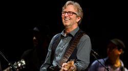 Eric Clapton sort un nouvel album et renoue avec ses racines