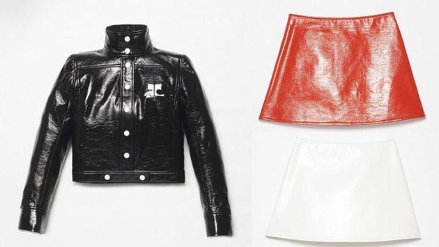 À la Semaine de mode de Paris, Courrèges fait son retour, espérant de nouveau incarner la mode du