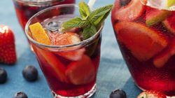 25 recettes de sangria