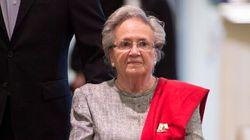 Lise Thibault condamnée à 18 mois de prison