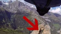 Le saut extrême le plus dangereux jamais
