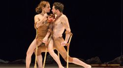 «Triptyque»: le corps à corps entre la danse et le cirque