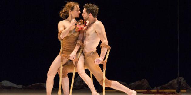 «Triptyque» des 7 Doigts de la main: le corps à corps entre la danse et le cirque