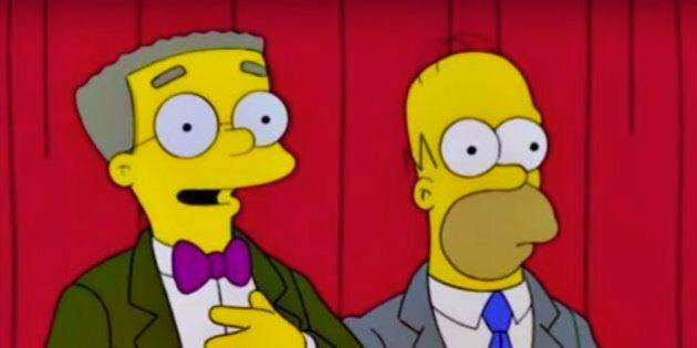 Le «coming-out» de Smithers aidera à faire évoluer les mentalités, croient les organismes