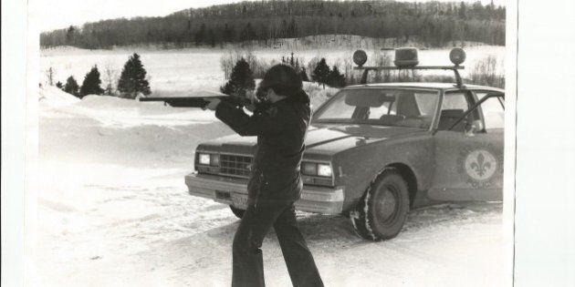 Il y a 40 ans, Nicole Juteau devenait la première policière du Québec (et elle en a