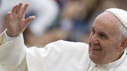 Rencontre secrête entre le pape et l'égérie anti-mariage