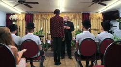 VIDÉO - Stromae s'est marié (avec