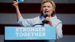 Clinton inquiète de «graves» interférences des Russes dans les