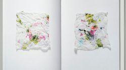 Des mouchoirs usagés qui se prennent pour des œuvres d'art
