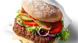 Un hamburger biologique bientôt chez McDonald's en