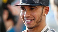 Lewis Hamilton remporte le GP de