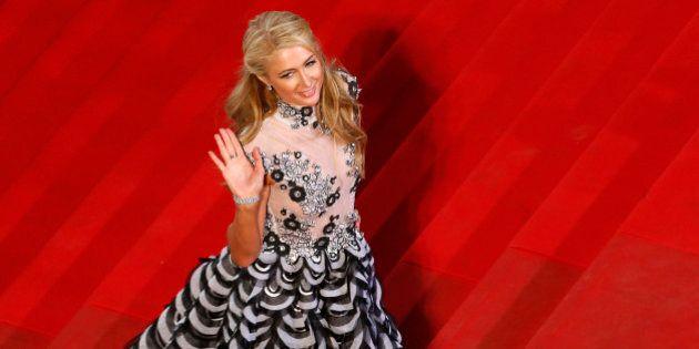 Paris Hilton aurait touché près d'un million de dollars pour participer à ce «faux» écrasement