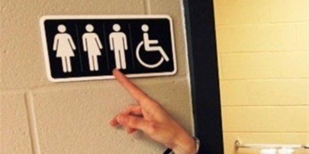 Des toilettes unisexes dans les écoles
