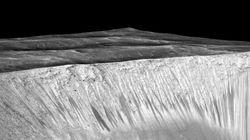 Eau sur Mars: les réponses aux 7 questions que vous vous posez
