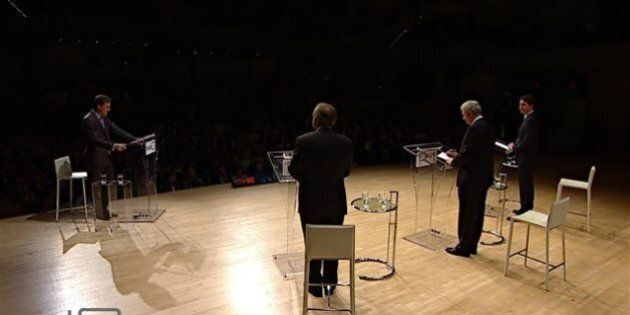 Élections fédérales 2015: Les affaires étrangères au menu d'un autre débat des