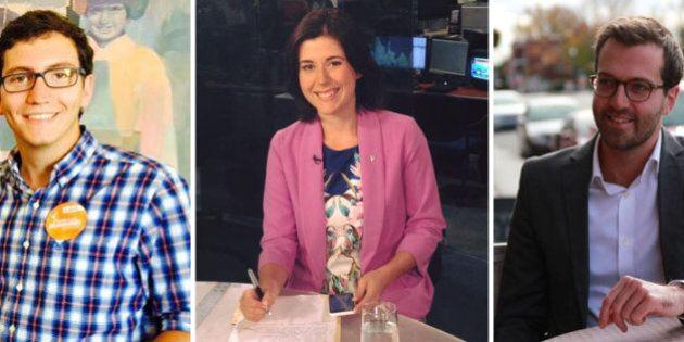 Élections fédérales 2015: les candidats nouvelle génération à la conquête