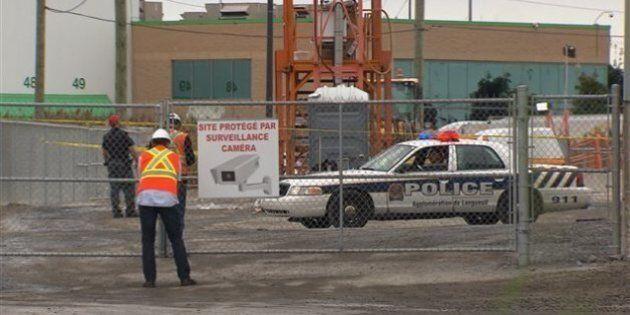 Un travailleur de 59 ans est mort après un accident à