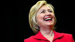 Hillary Clinton remporte le