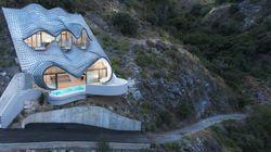 La Casa Del Acantilado, une maison de rêve pour hobbits (et