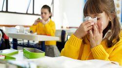 Le stress chez l'enfant peut avoir de graves conséquences à l'âge