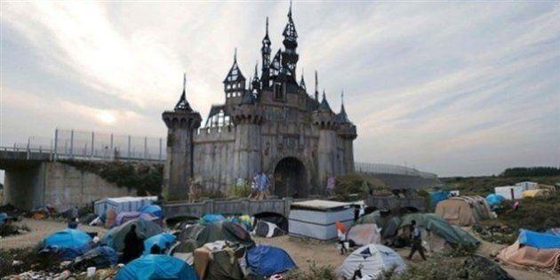 Le parc thématique de Banksy sera démonté et abritera des