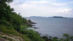 Grosse Île: une page d'histoire du Canada