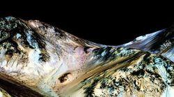 De l'eau salée liquide sur Mars?