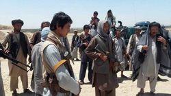 Les talibans ont pénétré dans