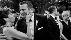 17 photos émouvantes de nouveaux mariés en compagnie de leur