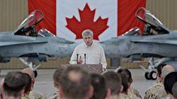 Vidéos des forces spéciales : le gouvernement Harper fait son