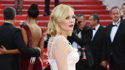 Festival de Cannes 2016: l'élégance au parfum «vintage » de Kirsten Dunst
