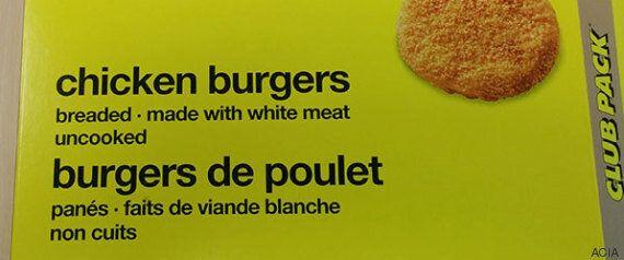 Salmonelle: rappel de produits de poulet