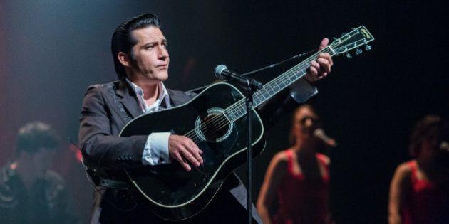 «The Man in Black» au Théâtre St-Denis: Johnny Cash n'est pas mort!