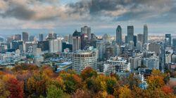 Comment se porte Montréal par rapport aux villes