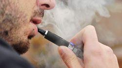Lutte au tabagisme: Québec veut éradiquer le vapotage sur les