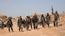 Avec le soutien de l'aviation russe, Damas lance une offensive au