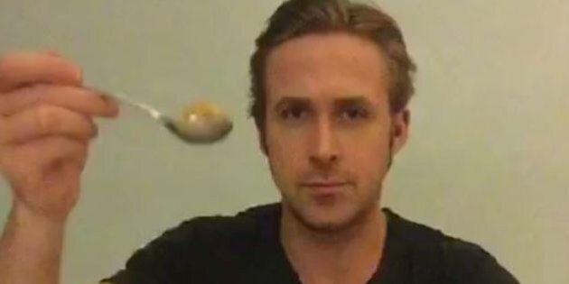 La raison pour laquelle Ryan Gosling a fini par manger ses céréales