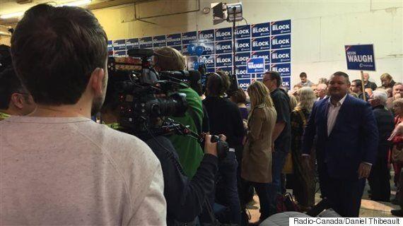Élections fédérales 2015: La campagne conservatrice dans l'oeil de