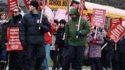 Ontario: grève des enseignants du primaire