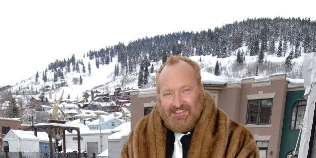 PARK CITY, UT - JANUARY 19: Actor Randy Quaid visits the Hollywood Life House on January 19, 2008 in...