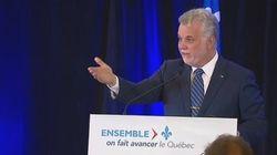 Philippe Couillard confirme la tenue de quatre élections partielles le 9 novembre (VIDÉO /