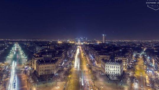 Découvrez les splendeurs de Paris dans des «time-lapse»