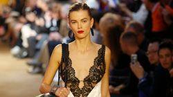 Mode à Paris: lingerie et contrastes chez Céline, le romantisme d'Alexander