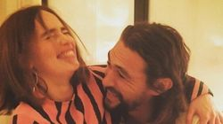Khaleesi et Khal Drogo de «Game of Thrones» se retrouvent à la Fashion Week à
