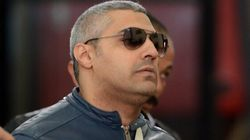 Le journaliste Mohamed Fahmy en route vers le