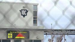 Colis suspect à IOC: deux employés