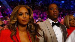 Beyoncé était sublime au combat Mayweather contre