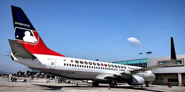 Copa Airlines: Transporteur officiel de la Ligue majeure de