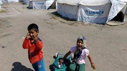 Un record de 40 millions de personnes déplacées par la guerre dans le